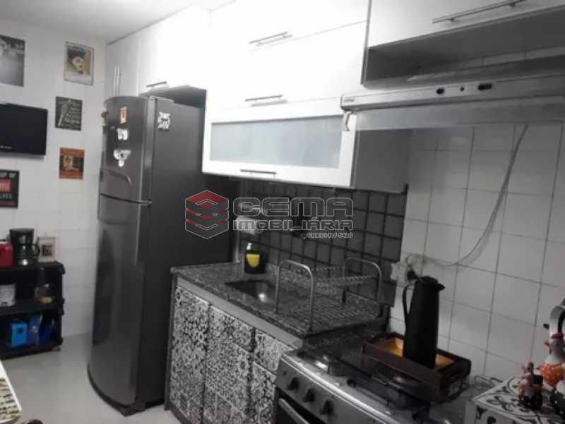 Cozinha - Apartamento à venda Rua dos Araujos,Tijuca, Zona Norte RJ - R$ 398.000 - LAAP23825 - 15