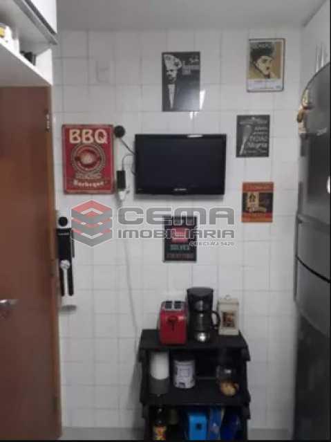 Cozinha - Apartamento à venda Rua dos Araujos,Tijuca, Zona Norte RJ - R$ 398.000 - LAAP23825 - 16