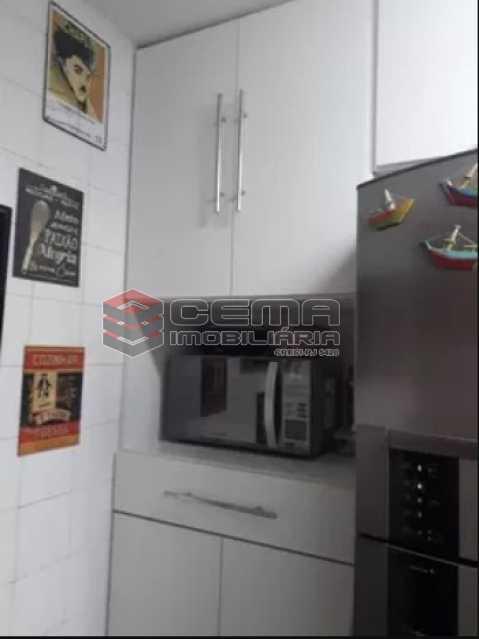 Cozinha - Apartamento à venda Rua dos Araujos,Tijuca, Zona Norte RJ - R$ 398.000 - LAAP23825 - 17