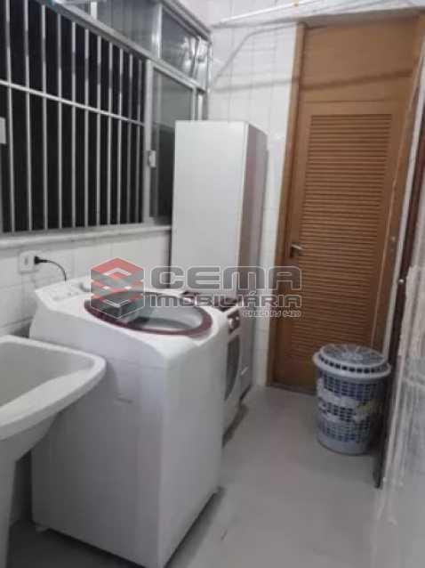 Área de Serviço - Apartamento à venda Rua dos Araujos,Tijuca, Zona Norte RJ - R$ 398.000 - LAAP23825 - 19