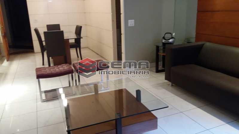 Sala - Flat à venda Rua Cruz Lima,Flamengo, Zona Sul RJ - R$ 1.200.000 - LAFL30003 - 3