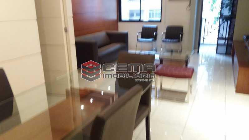 Sala - Flat à venda Rua Cruz Lima,Flamengo, Zona Sul RJ - R$ 1.200.000 - LAFL30003 - 7