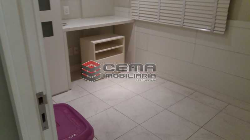 Quarto - Flat à venda Rua Cruz Lima,Flamengo, Zona Sul RJ - R$ 1.200.000 - LAFL30003 - 8