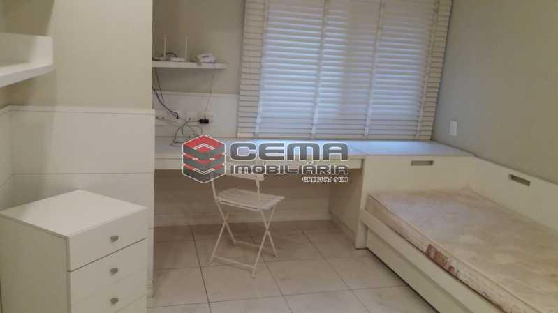 Quarto - Flat à venda Rua Cruz Lima,Flamengo, Zona Sul RJ - R$ 1.200.000 - LAFL30003 - 9