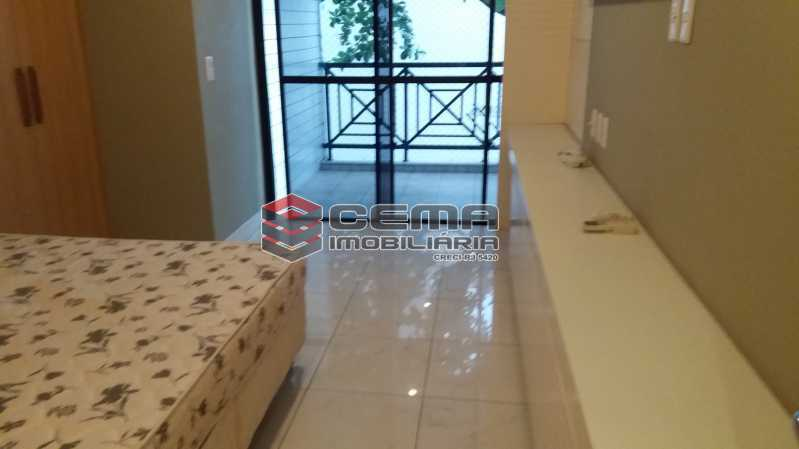 Quarto - Flat à venda Rua Cruz Lima,Flamengo, Zona Sul RJ - R$ 1.200.000 - LAFL30003 - 4