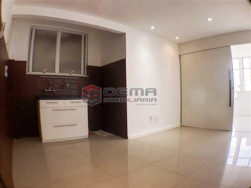 Sala/Cozinha/Esp. máq.de lavar - Conjugadão Quadra da praia, Correa Dutra - LAAP12181 - 10