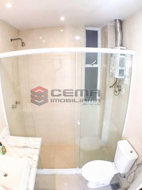 Banheiro - Conjugadão Quadra da praia, Correa Dutra - LAAP12181 - 7