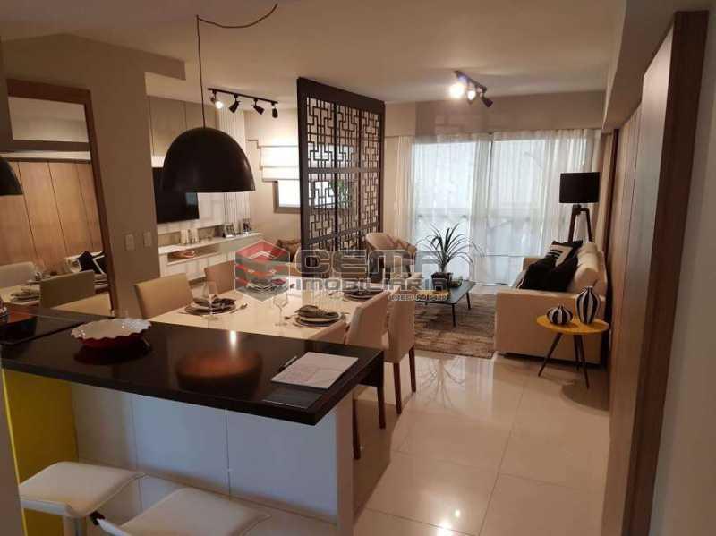 2ss - Apartamento À Venda - Botafogo - Rio de Janeiro - RJ - LAAP33256 - 1