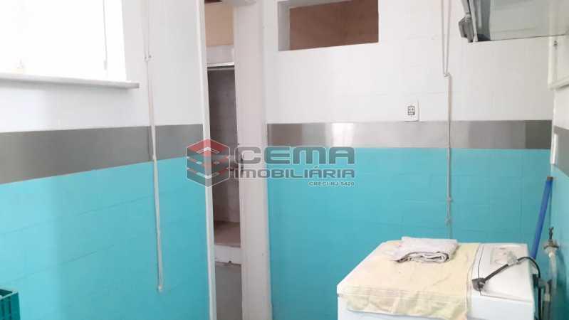 área de serviço - Apartamento À Venda - Laranjeiras - Rio de Janeiro - RJ - LAAP33269 - 19