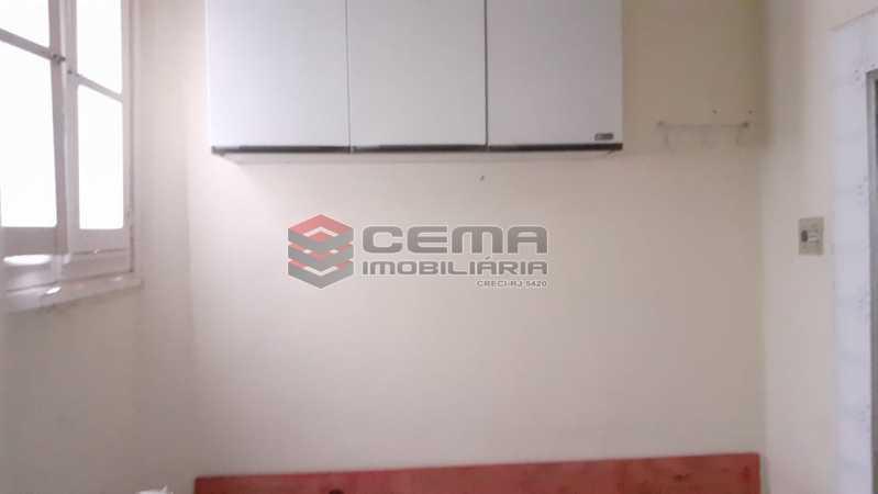 quarto de empregada - Apartamento À Venda - Laranjeiras - Rio de Janeiro - RJ - LAAP33269 - 20
