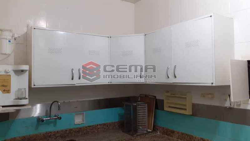 cozinha - Apartamento À Venda - Laranjeiras - Rio de Janeiro - RJ - LAAP33269 - 17