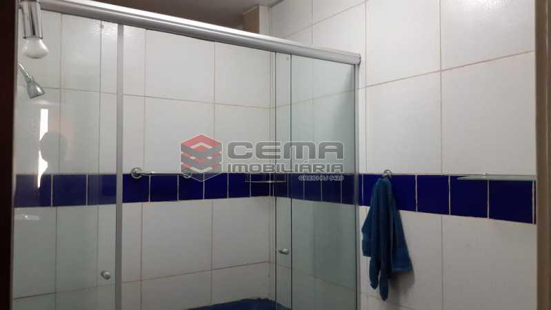 banheiro - Apartamento À Venda - Laranjeiras - Rio de Janeiro - RJ - LAAP33269 - 16