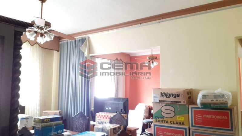 sala - Apartamento À Venda - Laranjeiras - Rio de Janeiro - RJ - LAAP33269 - 4