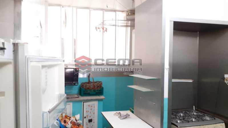 cozinha - Apartamento À Venda - Laranjeiras - Rio de Janeiro - RJ - LAAP33269 - 18
