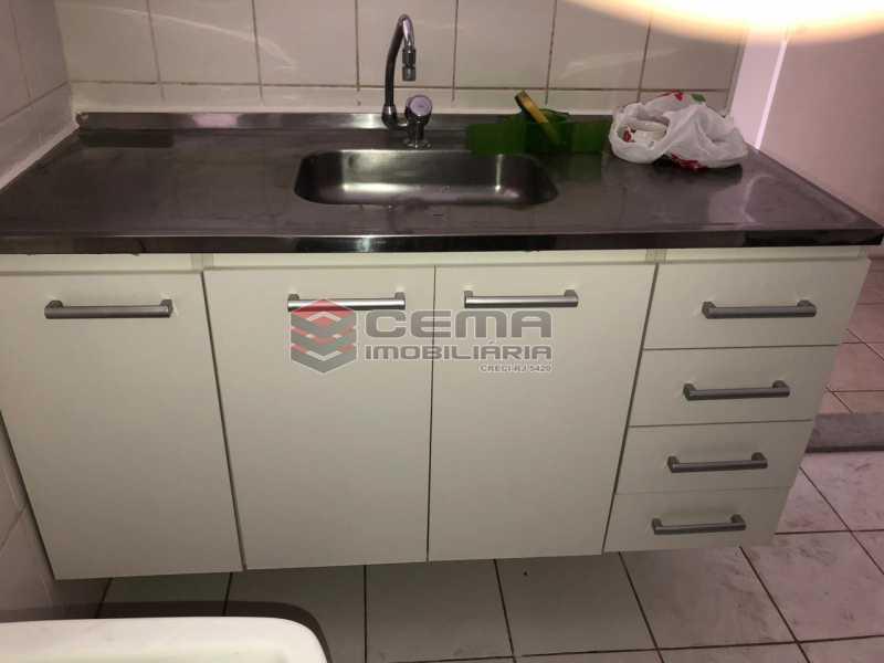 Cozinha - Apartamento 1 quarto à venda Centro RJ - R$ 550.000 - LAAP12191 - 4