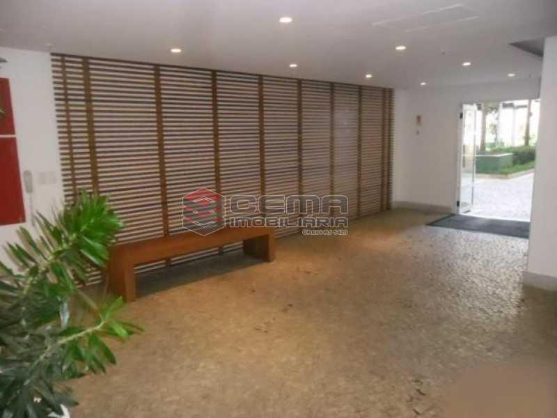 Hall Social - Apartamento 1 quarto à venda Centro RJ - R$ 550.000 - LAAP12191 - 14