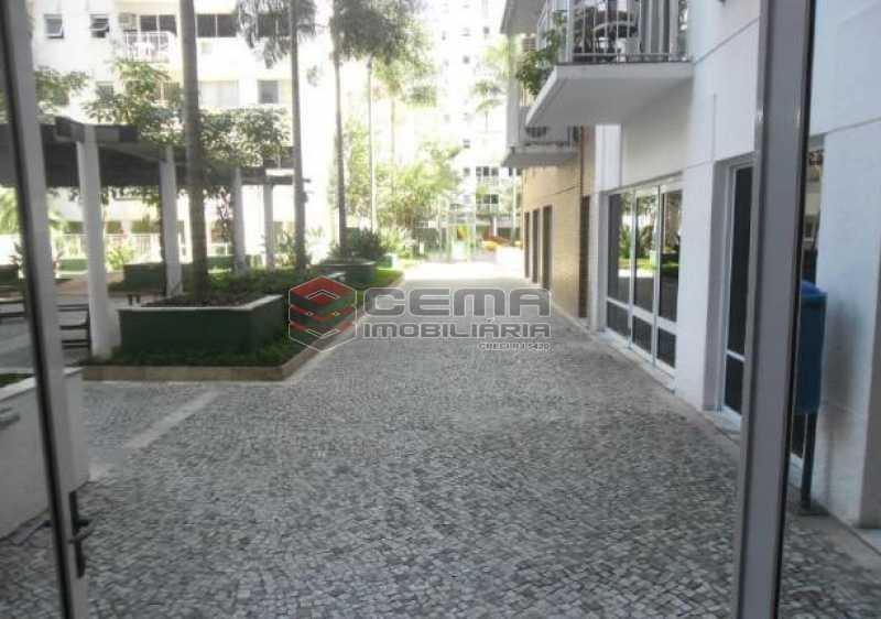 Acesso ao Bloco - Apartamento 1 quarto à venda Centro RJ - R$ 550.000 - LAAP12191 - 15