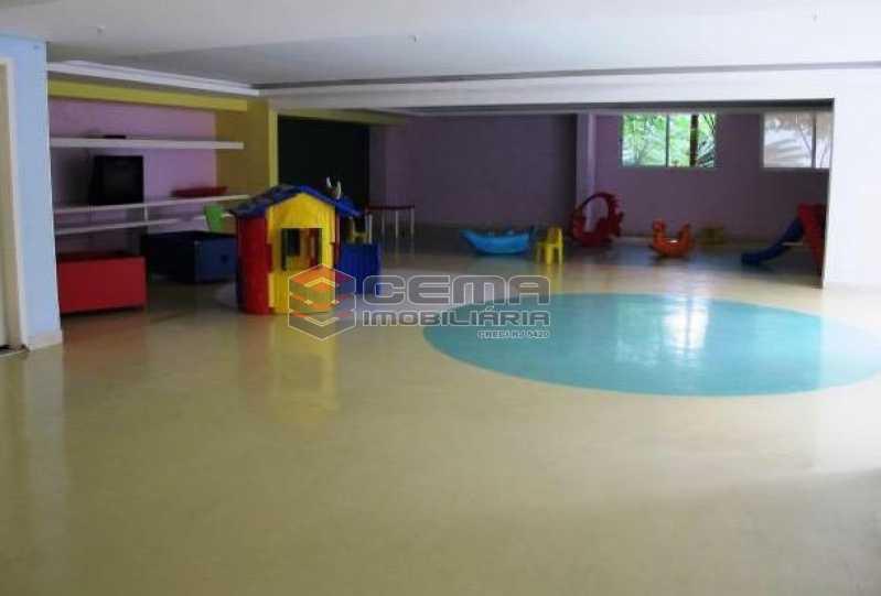 Brinquedoteca - Apartamento 1 quarto à venda Centro RJ - R$ 550.000 - LAAP12191 - 16