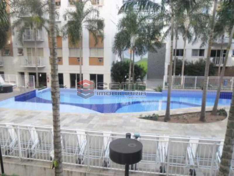 Piscinas - Apartamento 1 quarto à venda Centro RJ - R$ 550.000 - LAAP12191 - 1