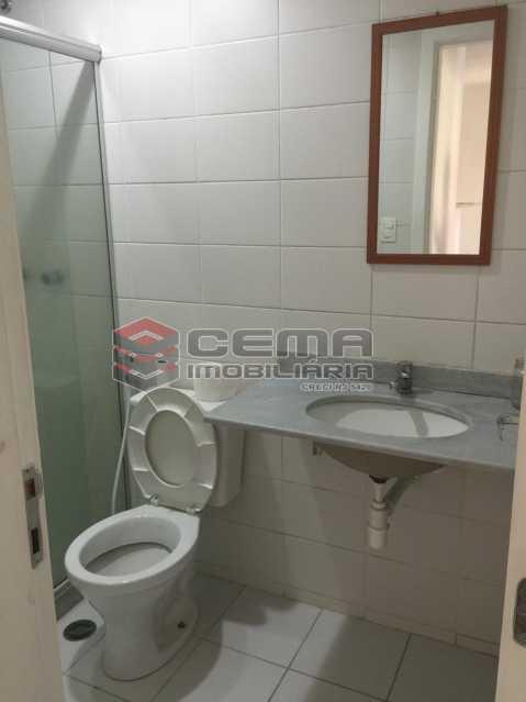 Banheiro Social - Apartamento 1 quarto à venda Centro RJ - R$ 550.000 - LAAP12191 - 12