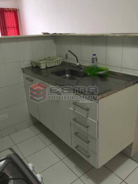 Cozinha - Apartamento 1 quarto à venda Centro RJ - R$ 550.000 - LAAP12191 - 11