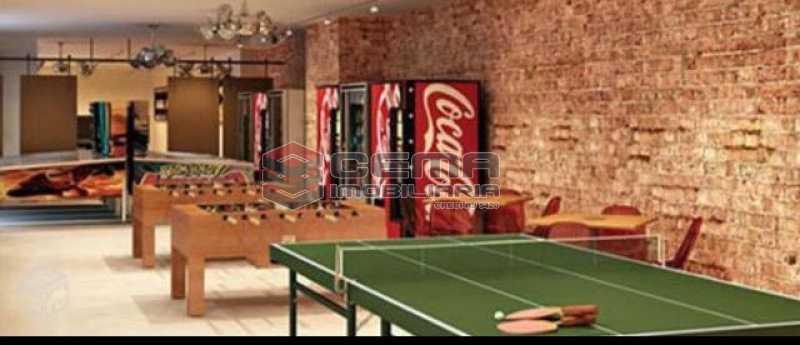 Infra - Apartamento 1 quarto à venda Centro RJ - R$ 550.000 - LAAP12191 - 17