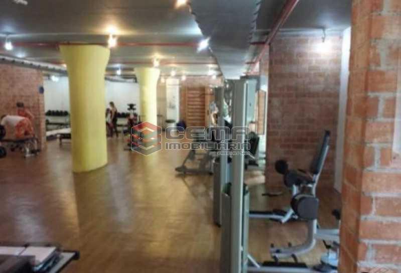 Infra - Apartamento 1 quarto à venda Centro RJ - R$ 550.000 - LAAP12191 - 20