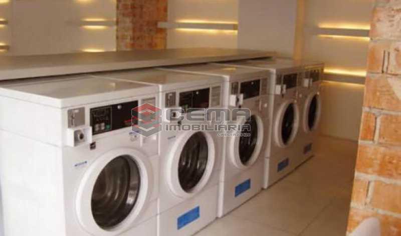 Lavanderia - Apartamento 1 quarto à venda Centro RJ - R$ 550.000 - LAAP12191 - 23