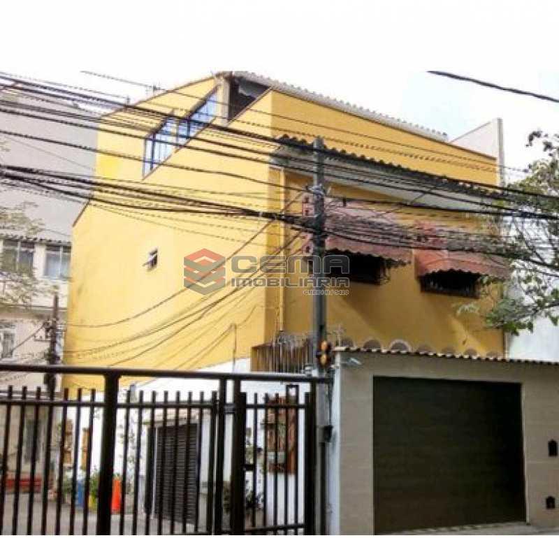 1 - Casa à venda Rua Paulo Barreto,Botafogo, Zona Sul RJ - R$ 1.650.000 - LACA30062 - 6
