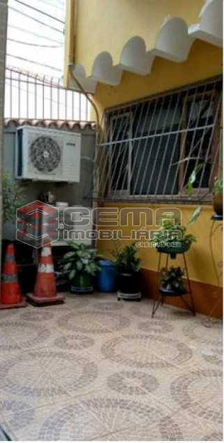 2 - Casa à venda Rua Paulo Barreto,Botafogo, Zona Sul RJ - R$ 1.650.000 - LACA30062 - 8