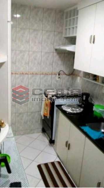 5 - Casa à venda Rua Paulo Barreto,Botafogo, Zona Sul RJ - R$ 1.650.000 - LACA30062 - 10
