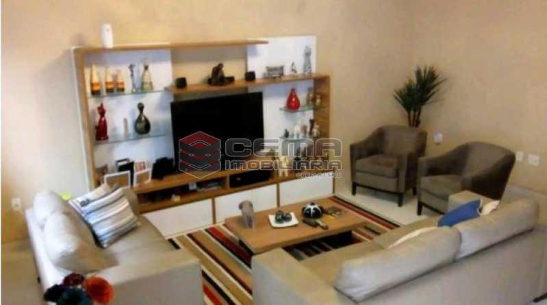 3 - Casa à venda Rua Paulo Barreto,Botafogo, Zona Sul RJ - R$ 1.650.000 - LACA30062 - 17