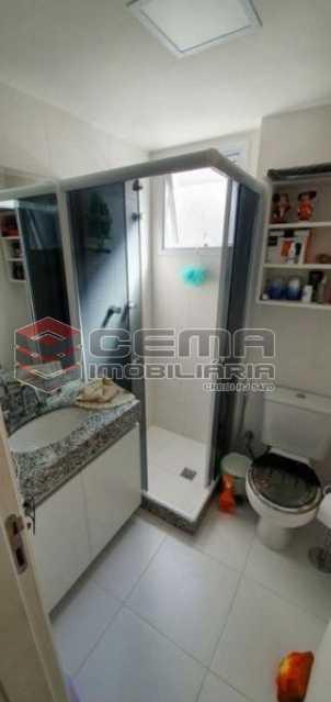 15 - Casa de Vila à venda Rua do Catete,Catete, Zona Sul RJ - R$ 1.080.000 - LACV20043 - 17