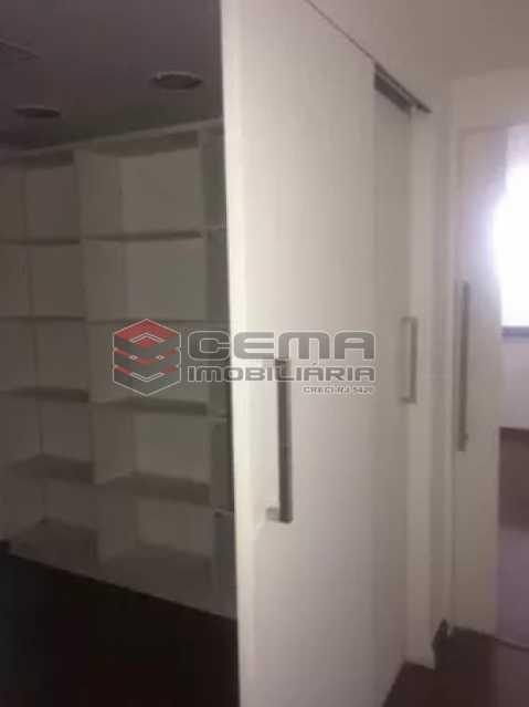 Sala - Sala Comercial 33m² à venda Avenida Marechal Câmara,Centro RJ - R$ 290.000 - LASL00386 - 4