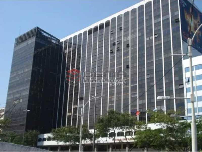 Fachada - Sala Comercial 33m² à venda Avenida Marechal Câmara,Centro RJ - R$ 290.000 - LASL00386 - 8