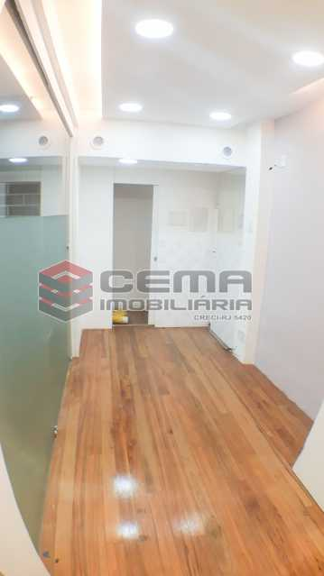 Sala - Sobreloja 12m² para alugar Ipanema, Zona Sul RJ - R$ 1.100 - LASJ00010 - 1