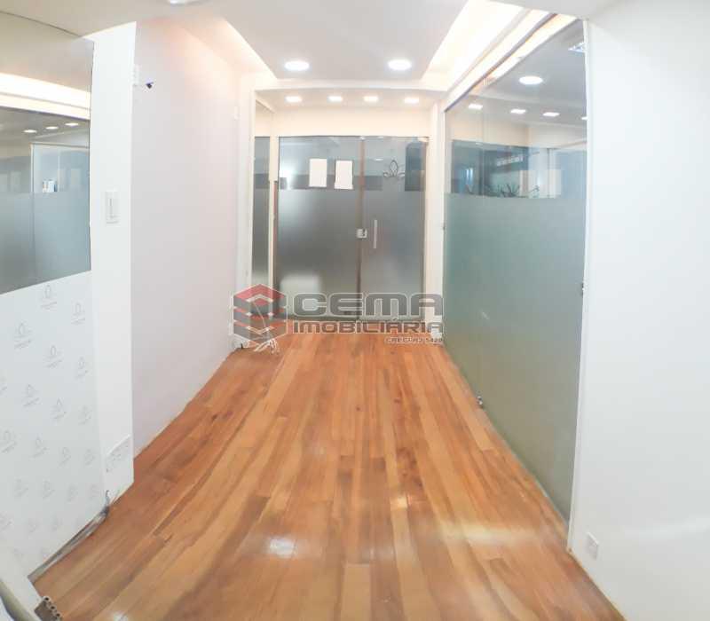 Sala - Sobreloja 12m² para alugar Ipanema, Zona Sul RJ - R$ 1.100 - LASJ00010 - 5