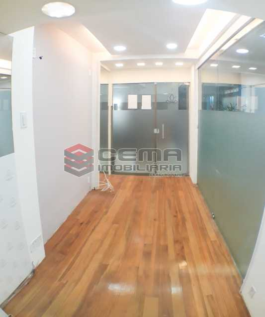 Sala - Sobreloja 12m² para alugar Ipanema, Zona Sul RJ - R$ 1.100 - LASJ00010 - 3