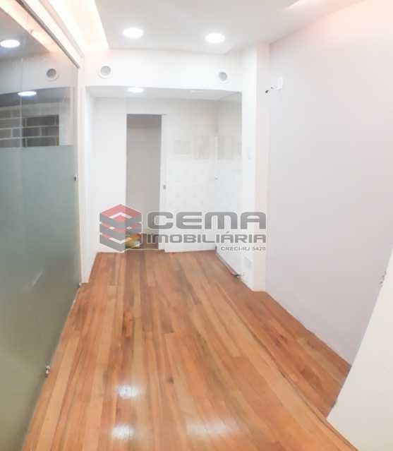 Sala - Sobreloja 12m² para alugar Ipanema, Zona Sul RJ - R$ 1.100 - LASJ00010 - 6