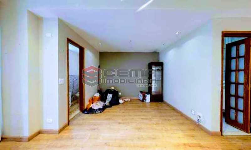 sala - Apartamento à venda Rua Marquesa de Santos,Laranjeiras, Zona Sul RJ - R$ 670.000 - LAAP12233 - 8