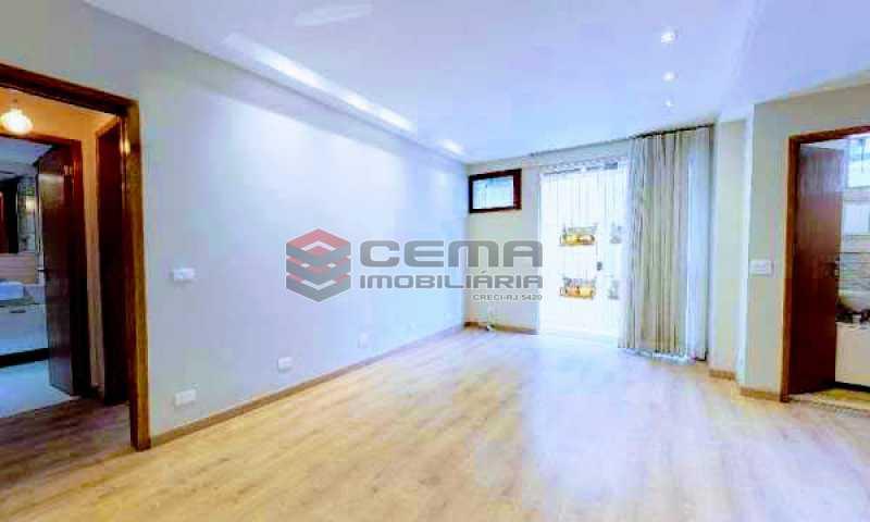 sala - Apartamento à venda Rua Marquesa de Santos,Laranjeiras, Zona Sul RJ - R$ 670.000 - LAAP12233 - 7