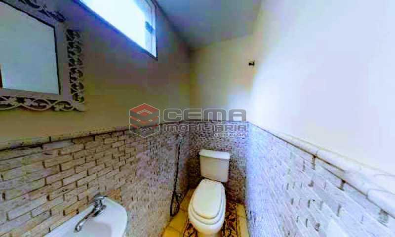 lavabo - Apartamento à venda Rua Marquesa de Santos,Laranjeiras, Zona Sul RJ - R$ 670.000 - LAAP12233 - 15