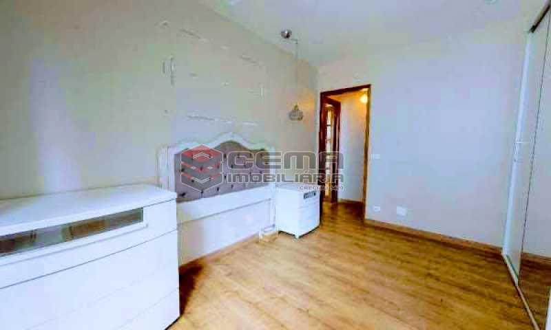 quarto - Apartamento à venda Rua Marquesa de Santos,Laranjeiras, Zona Sul RJ - R$ 670.000 - LAAP12233 - 10