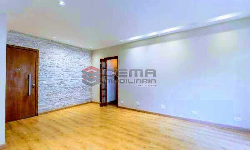 sala - Apartamento à venda Rua Marquesa de Santos,Laranjeiras, Zona Sul RJ - R$ 670.000 - LAAP12233 - 9