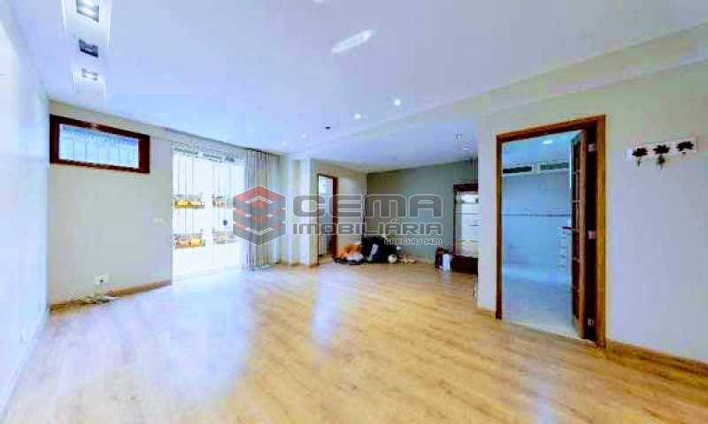 sala - Apartamento à venda Rua Marquesa de Santos,Laranjeiras, Zona Sul RJ - R$ 670.000 - LAAP12233 - 1