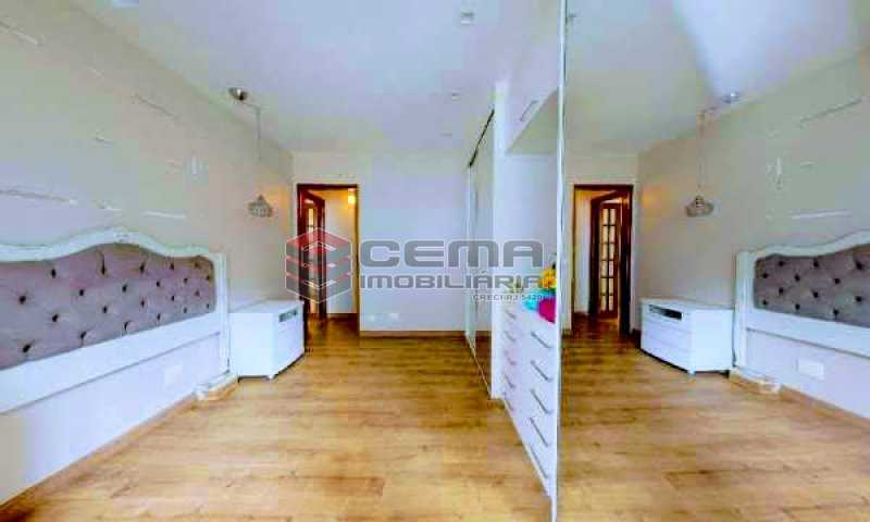 quarto - Apartamento à venda Rua Marquesa de Santos,Laranjeiras, Zona Sul RJ - R$ 670.000 - LAAP12233 - 11