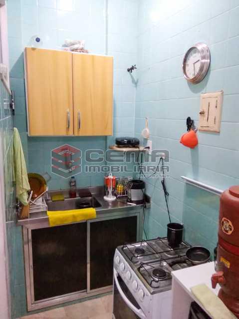 Cozinha - Kitnet/Conjugado 31m² à venda Glória, Zona Sul RJ - R$ 280.000 - LAKI01120 - 4