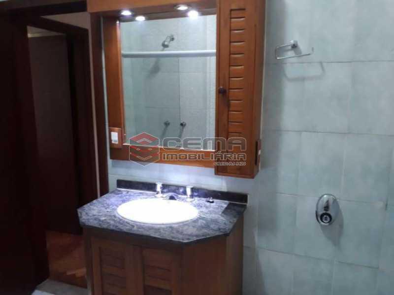 banheiro suíte - Apartamento 4 quartos para alugar Ipanema, Zona Sul RJ - R$ 9.000 - LAAP40721 - 19