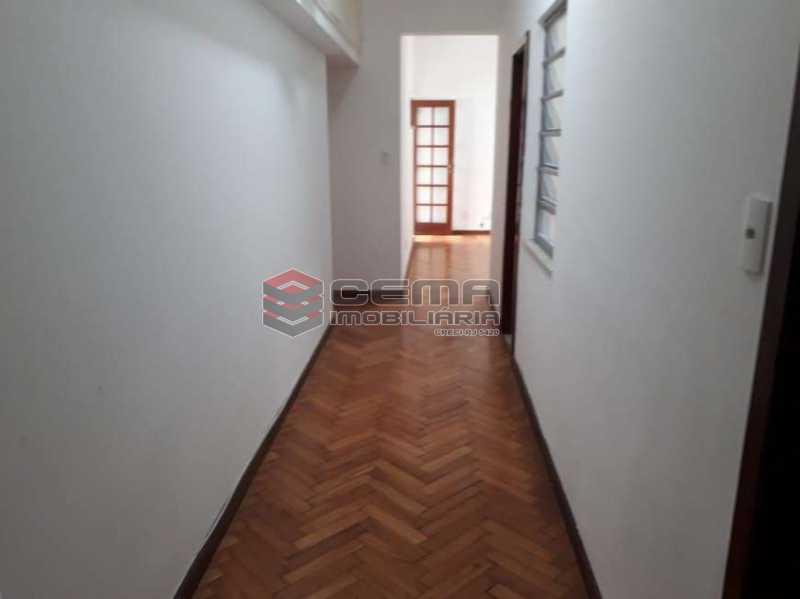 circulação - Apartamento 4 quartos para alugar Ipanema, Zona Sul RJ - R$ 9.000 - LAAP40721 - 7