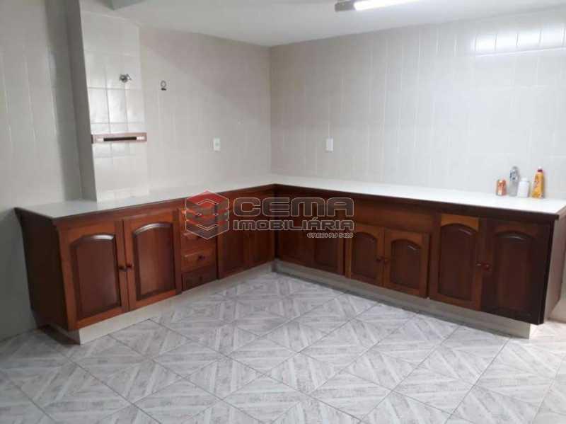 cozinha. - Apartamento 4 quartos para alugar Ipanema, Zona Sul RJ - R$ 9.000 - LAAP40721 - 23